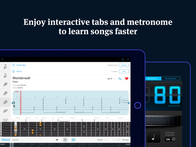 Tabs & Chords HD on the App Store