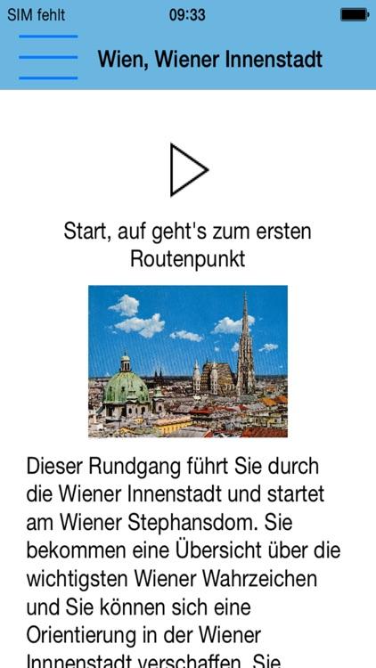 City Listening GPS Audio Guide