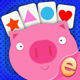 Shape Game & Colors App Preschool Games for Kids