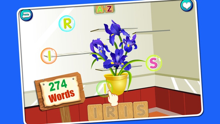 First & Sight Words - Spelling & Learning for kids