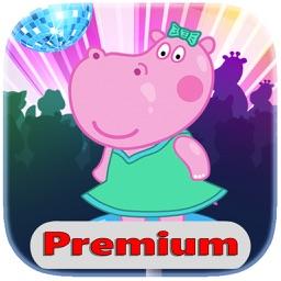 Kids Dance School. Premium