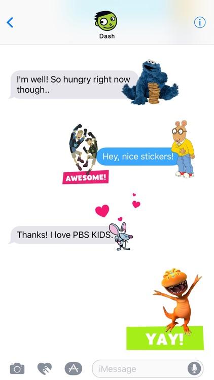 PBS KIDS Stickers