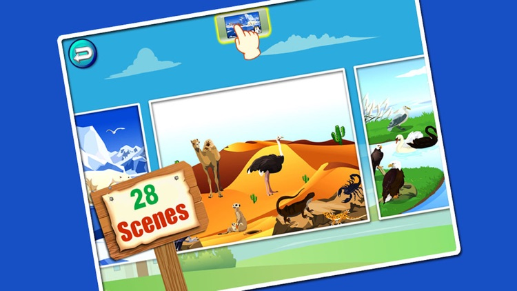 Animal Words(PRO): Educational Sight&First words screenshot-3
