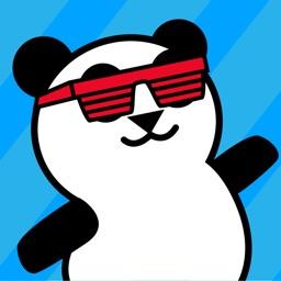 Robo Roku's Super Happy Fun Sticker Pack