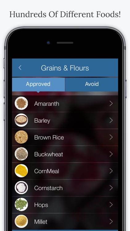 FODMAP Diet Foods. screenshot-3