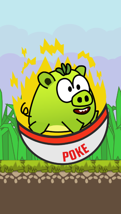Super Pig Run - Free Animal Games for Toddler Kids screenshot one