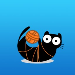 Animated Black Cat - The Best Cat's Stickers