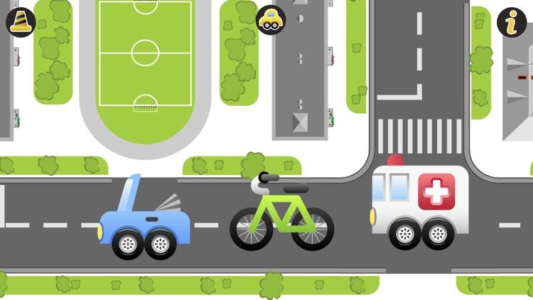 Toy Cars Play Mat screenshot-3