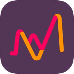 Ícone do app Heartbit - Pontos por exercícios
