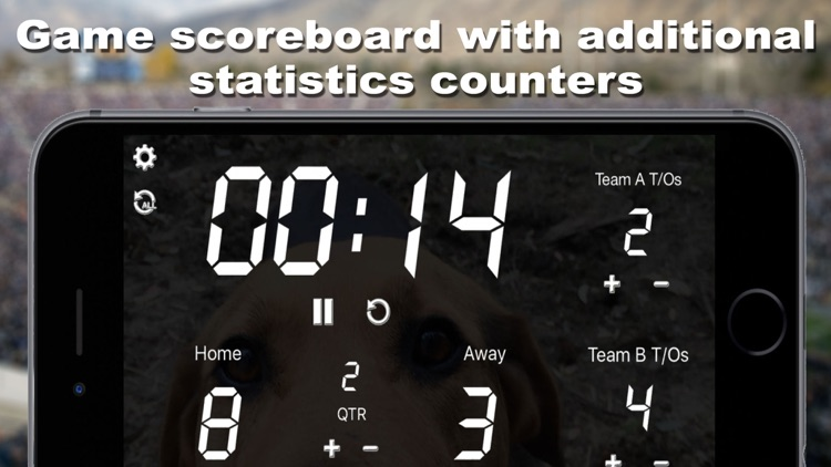 Game Scoreboard