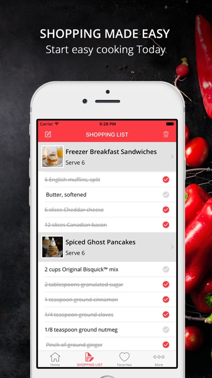 Healthy BreakFast Recipes & Cooking Planner screenshot-4