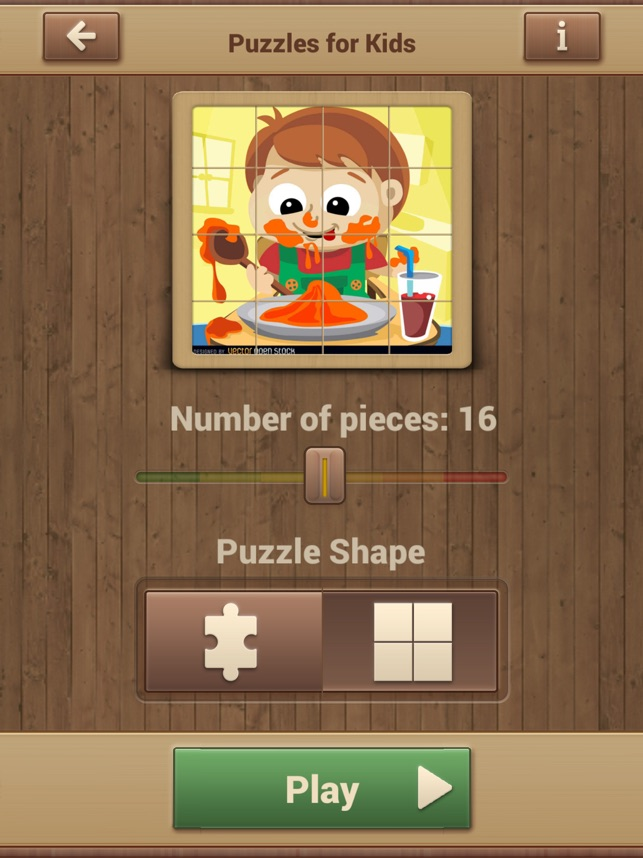 14bfc65a47d6  Παιδικα Παιχνιδια Παζλ στο App Store