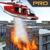 Modern Firefighter Helicopter PRO