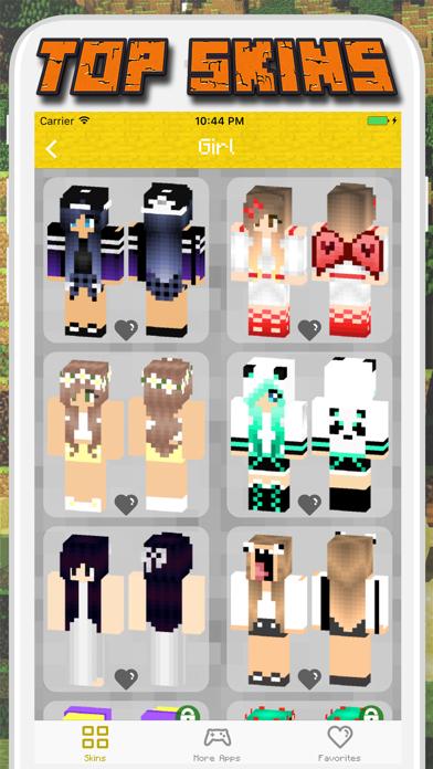 Boy & Girl Skins for Minecraft PE - Pocket Edition screenshot three