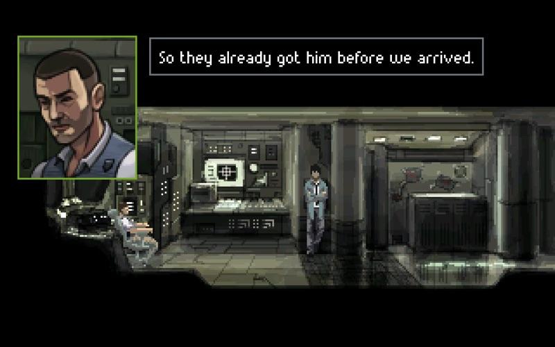 Gemini Rue screenshot 4