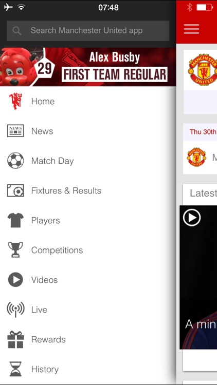 Manchester United screenshot-3