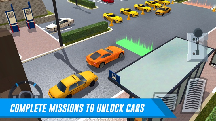 Shopping Mall Car Parking & Truck Delivery Driver screenshot-4