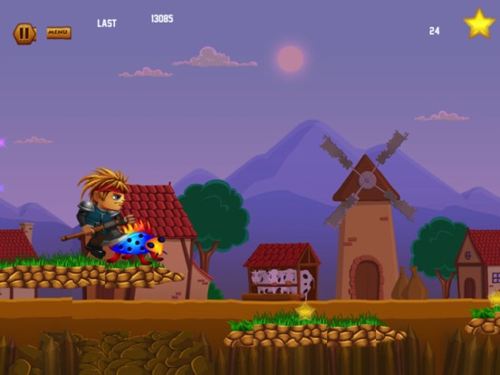 Tiny Knight Run screenshot 6