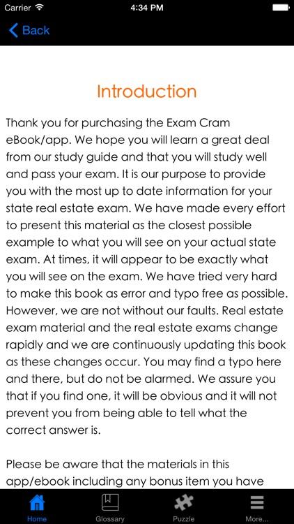 Kansas Pearson VUE Real Estate Agent Exam Prep.