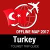 土耳其 旅游指南+离线地图