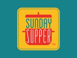 Sunday Supper Stickers