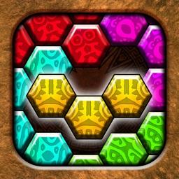 Montezuma Hexa Puzzle