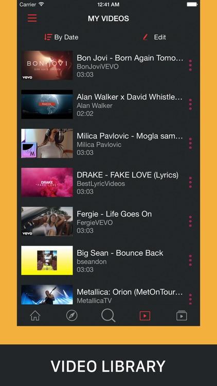 Mobdro: Video Player screenshot-3