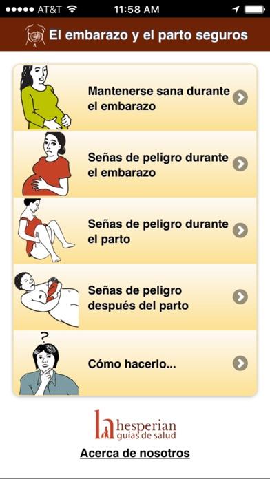 download El embarazo y el parto seguros apps 2