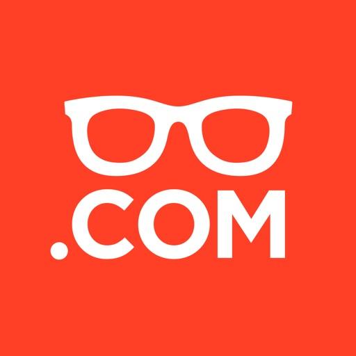 Glasses.com icon