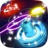 Glow Hockey HD : 焕发曲棍球高清 霓虹灯空气曲棍球