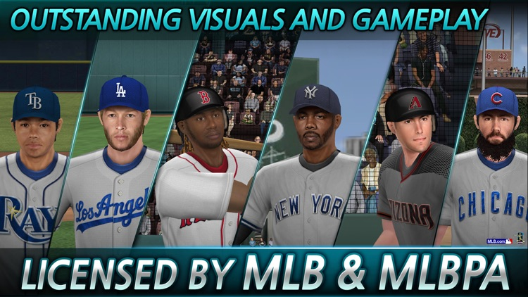 MLB 9 Innings 17 screenshot-1