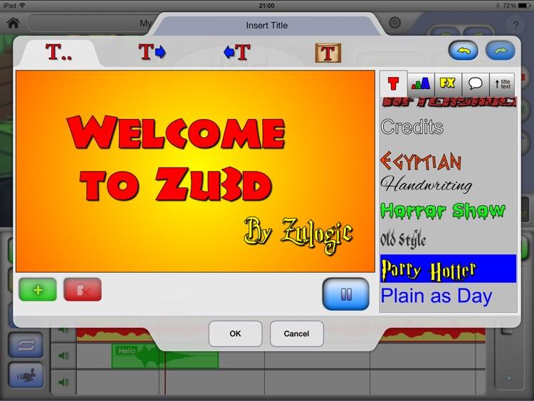 Zu3D Ed screenshot-3