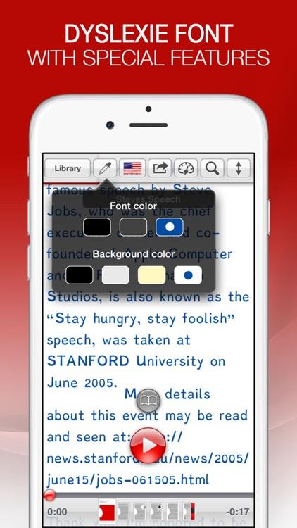 vBookz PDF Voice Reader US screenshot-4