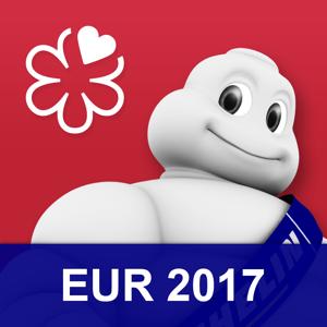 Michelin Guide Europe 2017 app