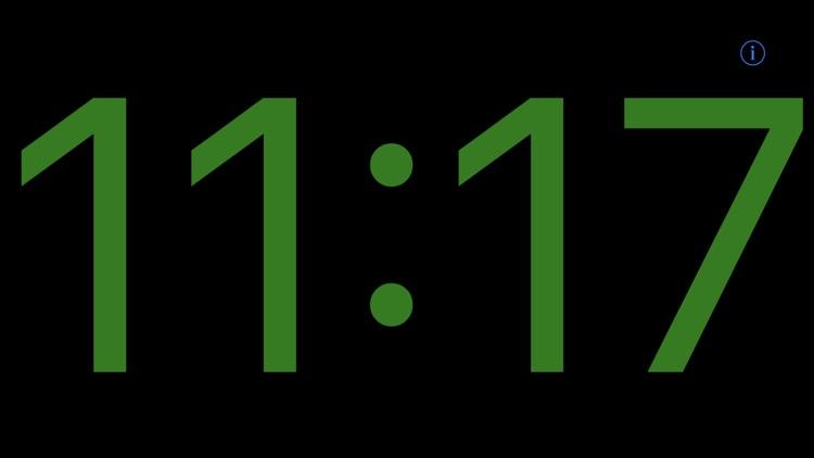 Travel Clock XL