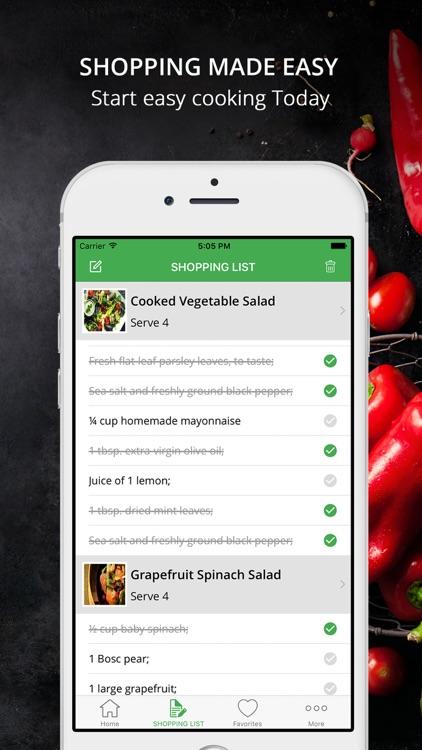 Paleo Diet | Healthy Paleo Diet Recipes & Meals screenshot-4