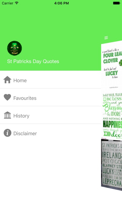 St. Patrick's Day Quotes - Motivational Quotes screenshot-3