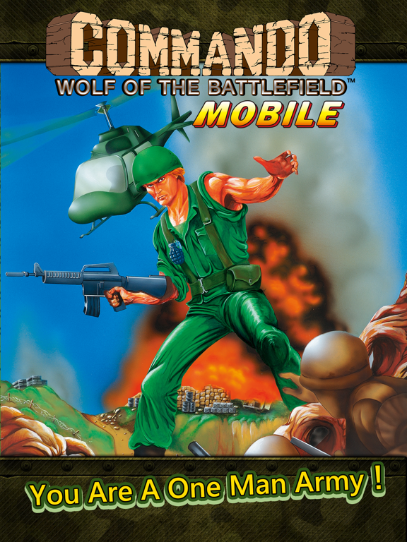 Wolf of the Battlefield : Commando MOBILE screenshot 5