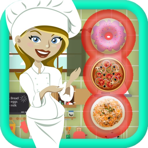 Kitchen Fever Cooking Game By Khawar Hameed