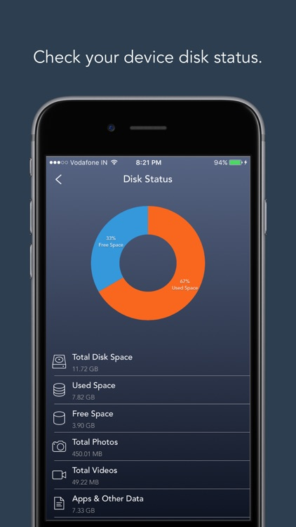 Avana : App Analyzer, Safe Browser & Disk Manager! screenshot-4