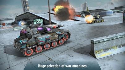 Iron Tanks: Battle online screenshot one