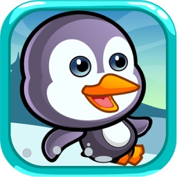Super Penguin Run Snow Island Adventure Land