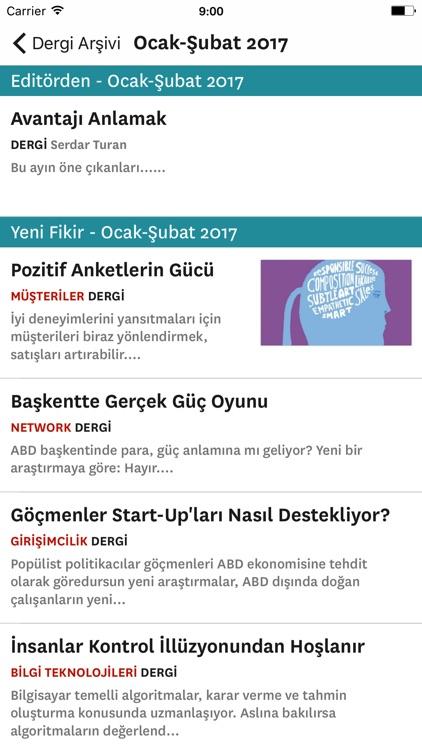 HBR Türkiye