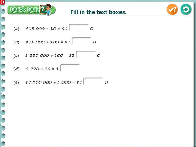 Targeting Maths 5A Students screenshot-3