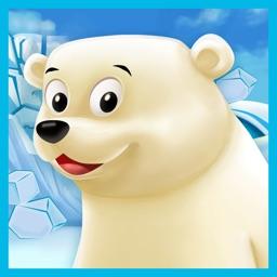 Polar Bear Cub - games for kids