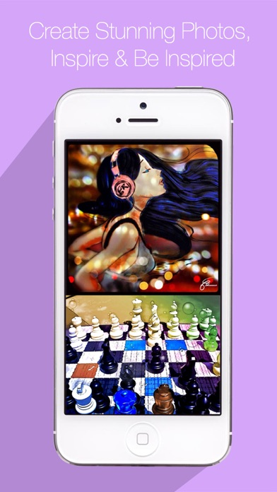 Paint FX: Foto Efectos EditorCaptura de pantalla de2