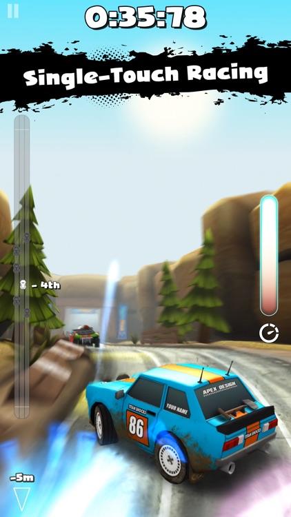 Rally Run screenshot-0