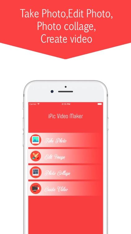 iPic Video Maker