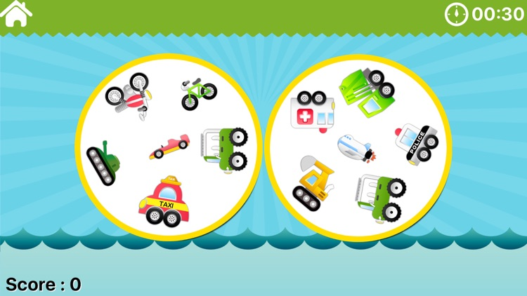 BabyPark - Baby Learn Transportation screenshot-3
