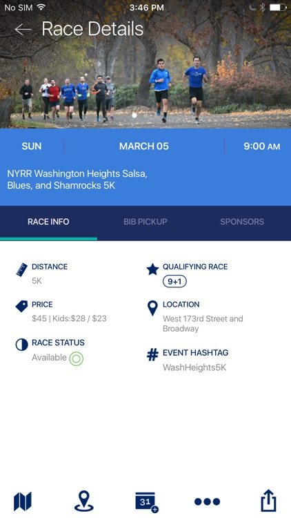 NYRR App screenshot-3